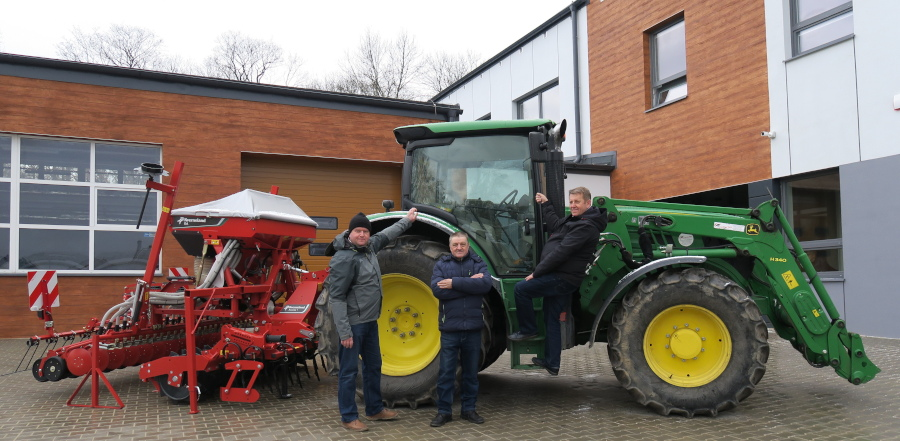 Mechanizacja rolnictwa i agrotronika